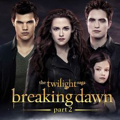 The Twilight Saga: Breaking Dawn Part 2 Sells Nearly 4 Million Blu-rays -- The popular vampire franchise finale reached these numbers in just three days, accounting for 27% of the total first weekend sales. -- http://wtch.it/t4sfE