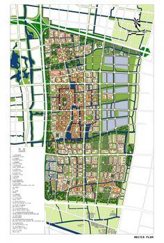 Madong Masterplan Winning Proposal / HYHW Architects