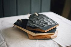 Designed in collaboration with shopkeepers Seamus and Katherine of Midgley Green, the Choppy Waters serving board was conceived as a functional object with a whole lot of sculptural interest. Choppy Water, Serving Board, Studio, Boards, Accessories, Planks, Studios, Jewelry Accessories