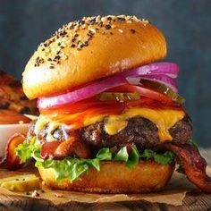 BARBECUED BURGERS Ingredients  SAUCE: 1 cup ketchup 1/2 cup packed brown sugar 1/3 cup sugar 1/4 cup honey 1/4 cup molasses 2 teaspoons prepared mustard 1-1/2 teaspoons Worcestershire sauce 1/4 teaspoon salt 1/4 teaspoon liquid smoke  SEE FULL RECIPE https://www.facebook.com/photo.php?fbid=10153096643131667&set=oa.609277382551712&type=3&theater