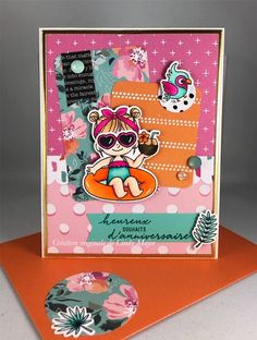 Prima Marketing, We R Memory Keepers, Altenew, Chrome Plating, Winter Time, Good Mood, Pattern Paper, Floral Watercolor, Card Stock