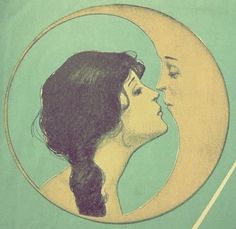 kiss the moon goodnight