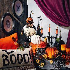 Here Comes Halloween: Indoor Décor