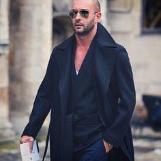 """Last sunday going to Lanvin show wearing Ports 1961 autumn winter 2015/16 #menstyle #mensfashion #paris #milanvukmirovic"""