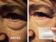 Instantly Ageless cream allows for effortless anti-aging applications with instant results. Wrinkles and eye bags vanish within two minutes. Try a free Instantly Ageless sample today. Ageless Cream, Eye Tricks, Under Eye Bags, Puffy Eyes, Prevent Wrinkles, Anti Wrinkle, Serum, Anti Aging, Skin Care