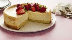 Savory magic cake with roasted peppers and tandoori - Clean Eating Snacks Juniors Cheesecake, Cream Cheese Filling, Cake Flour, Sponge Cake, Vegetarian Cheese, Cheesecake Recipes, Instapot Cheesecake, Raspberry Cheesecake, Cheesecake Bars