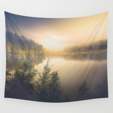 The perfect organism Wall Tapestry