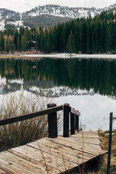 Silver Lake, Big Cottonwood Canyon, Utah