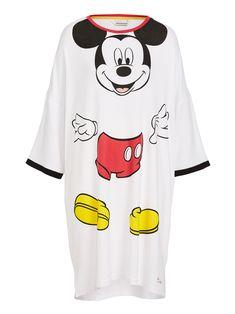 Mickey Mouse Sleep Tee | Peter Alexander