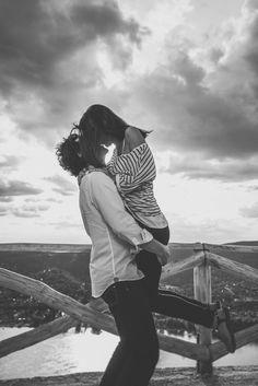 Romantikus jegyes fotózás visegrád
