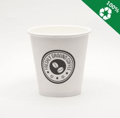 Design Templates - Printed Cup Company Baptism Candle, Us Cup, White Flats, Cold Drinks, Design Templates, Espresso, Recycling, Printed, Paper
