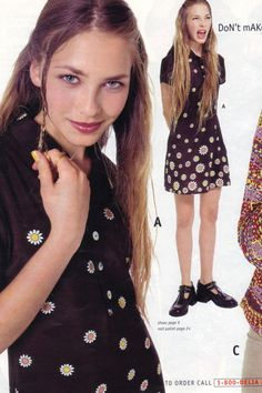 MTV inteviews Kim Matulova, your favorite Delia's model from the catalogs. 1990s Fashion Trends, Fashion Catalogue, 2000s Fashion, Retro Fashion, Fashion News, Vintage Fashion, Fashion Outfits, 90s Teen Fashion, Fashion Brands