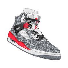 I designed this at NIKEiD / Custom Spizike Air Jordan