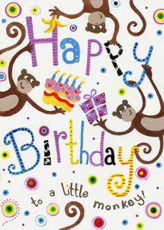 Jane Heyes - Birthday cheeky monkey 350.jpg