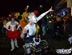 We can't wait for Krewe du Vieux!!! Feburary 15th, it's goin DOWN!!!!!