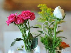 ¿Una #boda en blanco y fucsia? ¿Os gusta esta combinación de colores? No os perdáis el nuevo #post con ideas de #decoración.  http://www.masdesantllei.com/blog/esp/1012-una-boda-en-fucsia-y-blanco