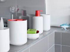 Pon #orden en la zona de #lavabo #baño #jabonera