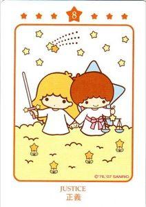 Tarot Card ★Little Twin Stars★