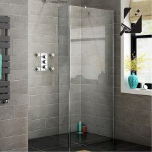 1000x250mm - 8mm - Premium EasyClean Wetroom Panel & Return Panel