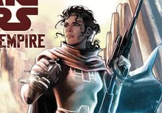New Star Wars Character Teased on Shattered Empire Cover