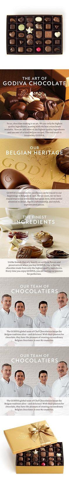 Godiva Chocolatier Classic Gold Ballotin Candy, 70 Count