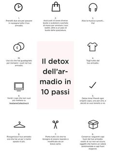 Come fare il cambio dell'armadio, 10 segreti per fare più spazio - News e appuntamenti - Moda - Marieclaire Ideas Para Organizar, Konmari Method, Flylady, Desperate Housewives, My Life Style, Home Management, Organize Your Life, Lists To Make, Life Organization