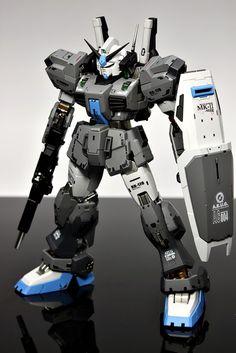 RX-178 Gundam Mk-II Custom