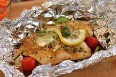 Healthy Recipes For Weight Loss / Some healthy fish recipes and their importance Healthy Grilling Recipes, Healthy Recipes For Weight Loss, Healthy Cooking, Fish Recipes, Seafood Recipes, Healthy Eating, Cooking Recipes, Healthy Food, Tilapia Recipes