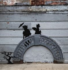 Tutto Banksy a New York -Bed Stuy / Williamsburg