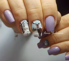 Nail art is now famous in the past few years and its popularity is increasing. Hand-painted nail art is a lovely selection for women that are passionate about their nails. Airbrushed nail art is a great art that delivers a… Continue Reading → Nail Art Designs, Winter Nail Designs, Winter Nail Art, Winter Nails, Nails Design, Fall Nails, Spring Nails, Trendy Nails, Cute Nails