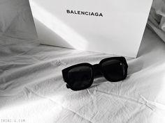 SOMETHING NEW: BALENCIAGA SUNGLASSES
