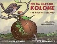 No Ka `Elepaio Kolohe: The Naughty `Elepaio (Folktale):  'Elepaio thinks it'll be a harmless prank to peck a hole in Kanaka's hue wai, or water-gourd. Little does he know that he will pay dearly in more ways than one for his wrongdoing and eventually learns the consequences of his mischief and arrogance. Admitting his guilt, 'Elepaio then realizes that it is always better to give kindness and receive kindness