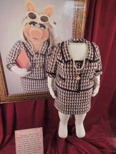 Miss Piggy's Couture Collection