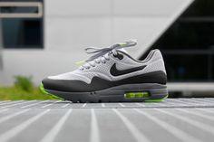 NIKE AIR MAX 1 ULTRA MOIRE (NEON) - Sneaker Freaker