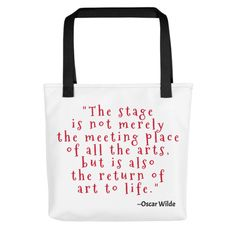 Inspirational Gift and Accessories for Women Empowerment Mantra Actually I Can Tote Bag
