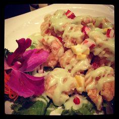 Udang wasabi taipan #medan #kuliner