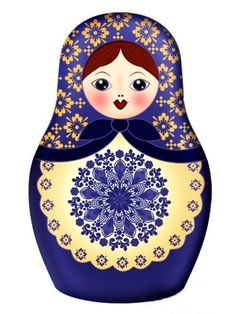 Matrioska- Matroschka- Matriochka- Matrjosjka- russische Puppe Matroesja- Russian Nesting Doll www.matrioskas.es