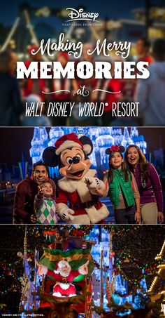 You're Invited to Holiday Fun at Walt Disney World® Resort Disney World Honeymoon, Disney World Trip, Disney World Resorts, Disney Parks, Disney Vacation Planning, Orlando Vacation, Disney World Planning, Orlando Florida, Very Merry Christmas Party
