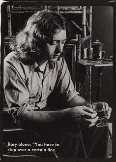 Rory Gallagher - I have the same wine glasses. Bought years ago. As if I knew it. :)