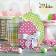 The Wood Connection - Stacking Eggs, $4.50 (thewoodconnection...)