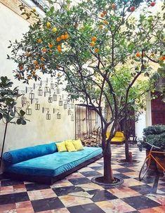 Decor - Likes, 40 Comments - El Fenn Hotel Marrakech ( on Instagr.