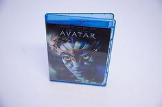 Avatar Limited Edition 2D/3D Blu-Ray