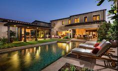 Nice Pool and Backyard - New Home Company