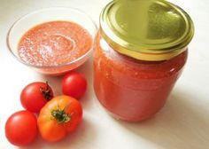 ‿✿⁀ rajčatové pyré