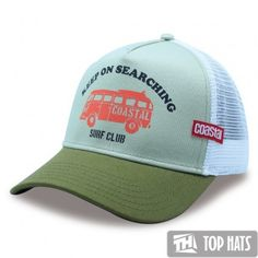 75bcf60342dc9 Coastal Keep on Searching Cap Gorras Trucker