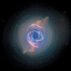 Nébuleuse de l'oeil du chat (c) Hubble