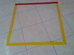 Imparo le forme geometriche con i giochi motori (1)