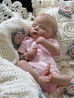 Lydia by Linda Murray - Online Store - City of Reborn Angels Supplier of Reborn Doll Kits and Supplies