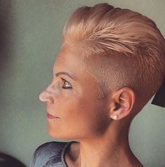 Die 248 Besten Bilder Von Frisur In 2019 Pixie Cuts Shorter Hair