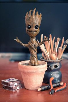We Are Groot. I fucking love groot. I need this.